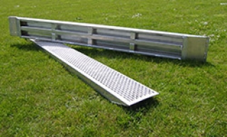 loading ramps without edge from 2,000 kg to 4,000 kg