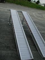 Aluminium Auffahrschienen S150/30