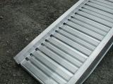 Aluminium Auffahrschienen S140/30