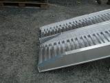 Aluminium Auffahrschienen S140/35