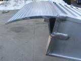 Aluminium Auffahrschienen S160/40