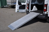 Aluminium Breitrampe S4000-700V